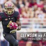 Clemson Tigers vs. Florida State Seminoles Predictions, Picks, Odds, and NCAA Football Week Nine Betting Preview – October 29, 2016