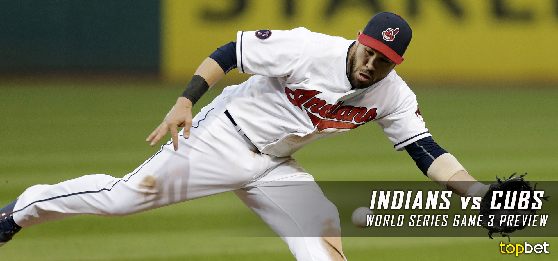 indians cubs series cleveland chicago preview predictions picks game mlb october three