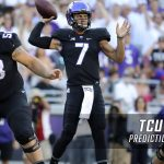TCU Horned Frogs vs. Kansas Jayhawks Predictions, Picks, Odds, and NCAA Football Week Six Betting Preview – October 8, 2016