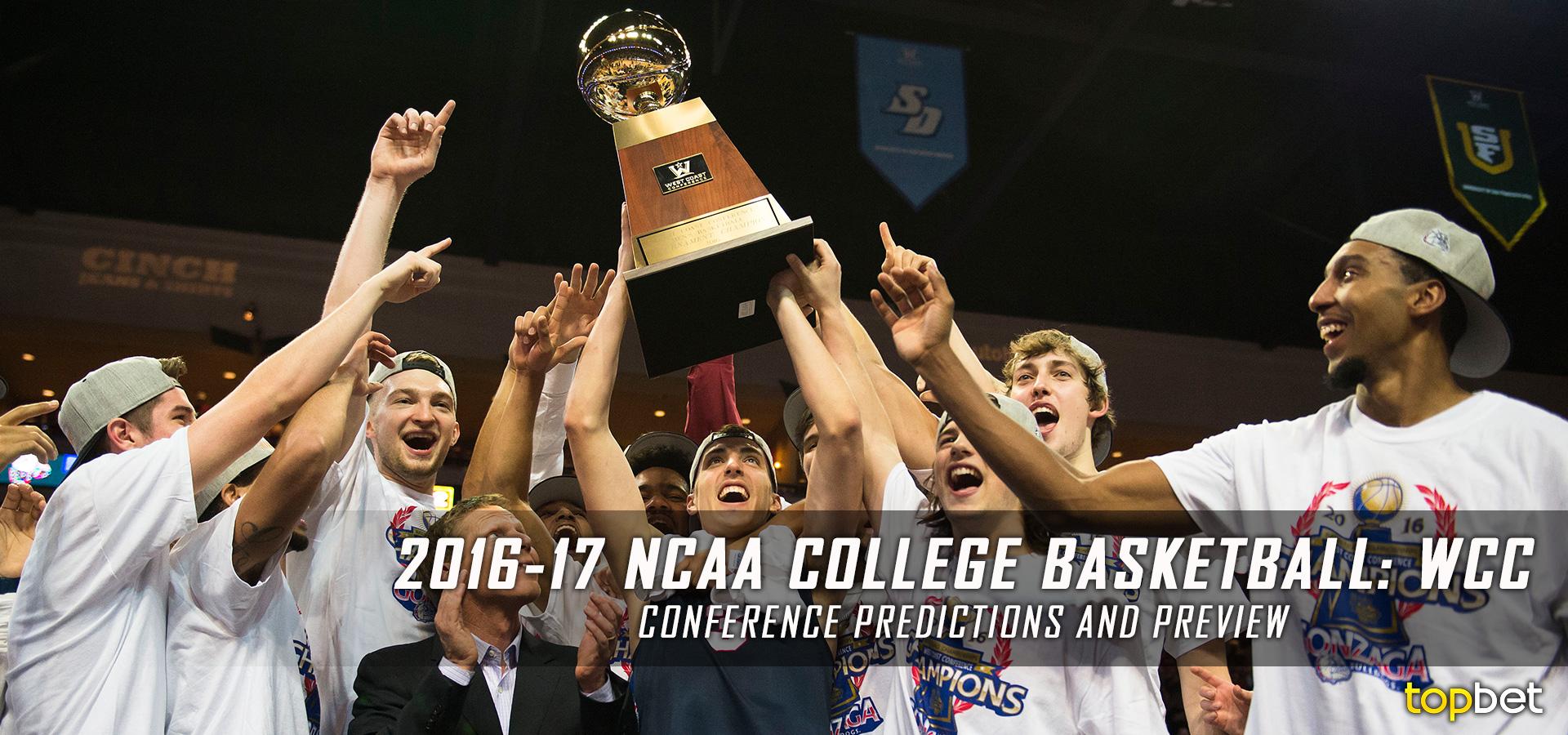 Kentucky Wildcats Basketball 2016 17 Season Preview: 2016-17 WCC College Basketball Predictions & Preview