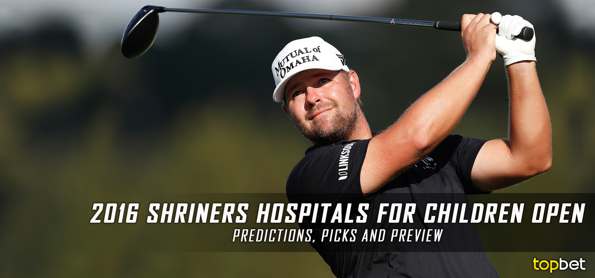 2016 Shriners Hospitals For Children Open Predictions Odds