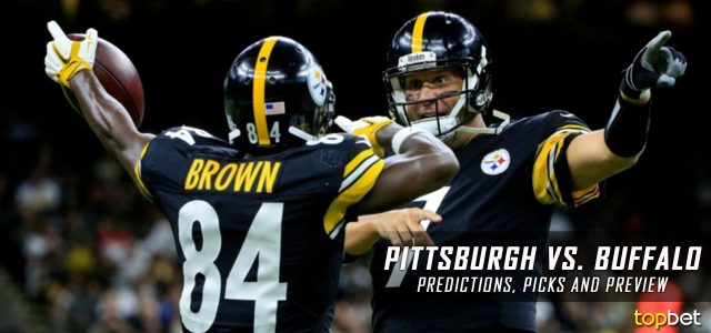 Pittsburgh Steelers vs. Buffalo Bills Predictions, Odds, Picks and NFL Week 14 Betting Preview – December 11, 2016