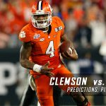Clemson Tigers vs. Wake Forest Demon Deacons Predictions, Picks, Odds, and NCAA Football Week 12 Betting Preview – November 19, 2016