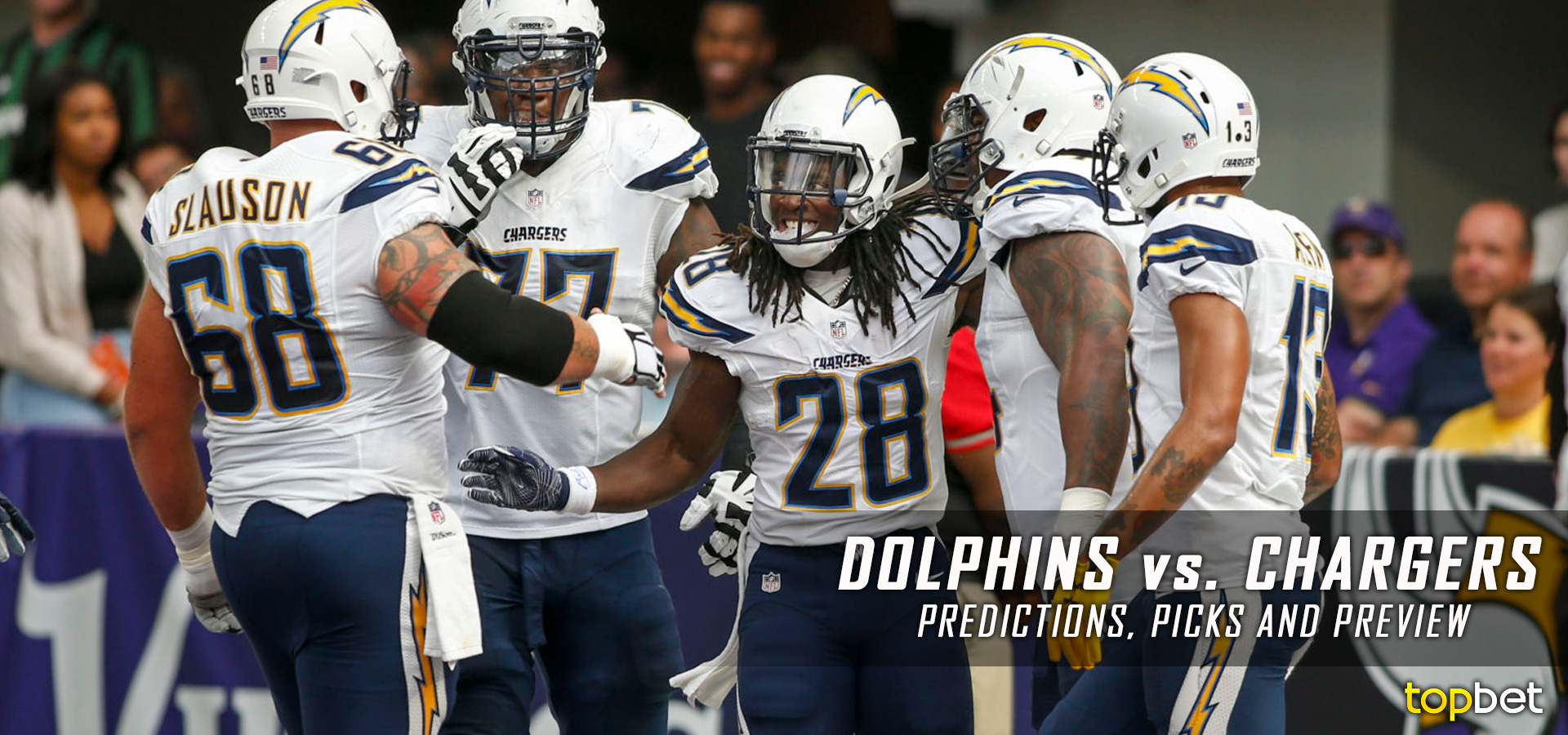 Miami Dolphins Vs San Diego Chargers Predictions And Picks