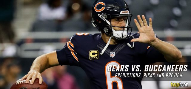 Chicago Bears vs. Tampa Bay Buccaneers Predictions, Odds, Picks and NFL Week 10 Betting Preview – November 13, 2016