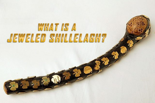 how to make a shillelagh