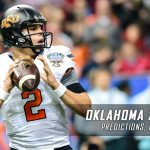 Oklahoma State Cowboys vs. TCU Horned Frogs Predictions, Picks, Odds, and NCAA Football Week 12 Betting Preview – November 19, 2016