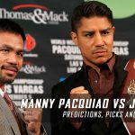 Manny Pacquiao vs. Jessie Vargas Predictions, Picks, Odds and Betting Preview – November 5, 2016