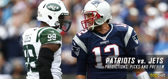 New England Patriots vs. New York Jets Predictions, Odds, Picks and NFL Week 12 Betting Preview – November 27, 2016