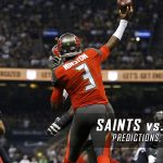 New Orleans Saints vs. Tampa Bay Buccaneers Predictions, Odds, Picks and NFL Week 14 Betting Preview – December 11, 2016