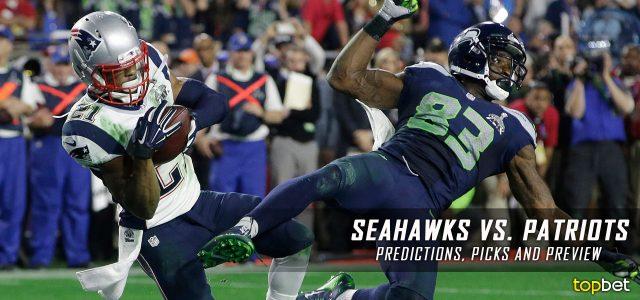 sports betting seahawks patriots odds