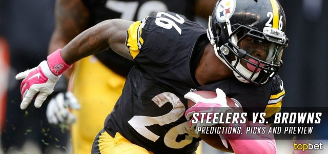 Pittsburgh Steelers vs. Cleveland Browns Predictions, Odds, Picks and NFL Week 1 Betting Preview – September 10, 2017