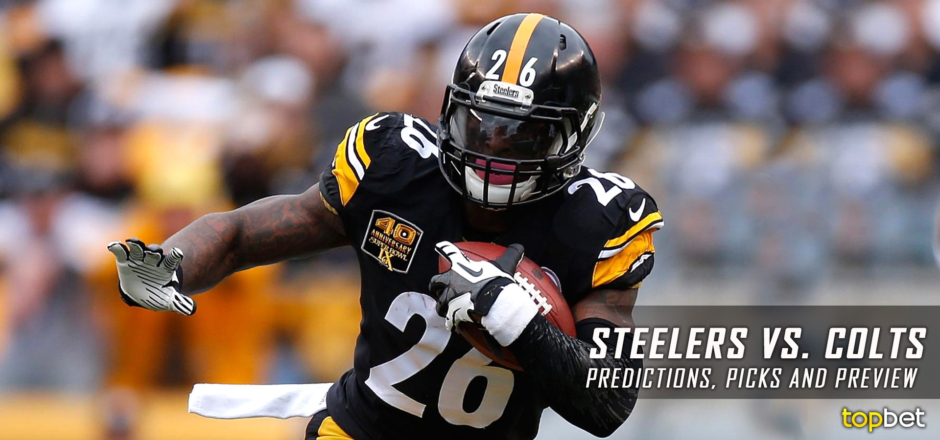 nfl betting pick steeler line