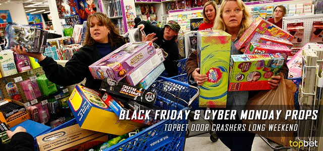 Black Friday and Cyber Monday Betting and Promotional Props