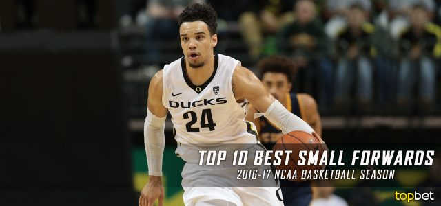 Best Small Forwards in College Basketball for the 2016-17 NCAA Season
