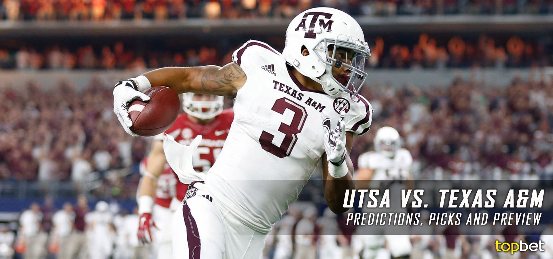 5d9f8f030 UTSA Roadrunners vs. Texas A M Aggies Predictions