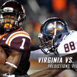 Virginia Cavaliers vs. Virginia Tech Hokies Predictions, Picks, Odds, and NCAA Football Week 13 Betting Preview – November 26, 2016