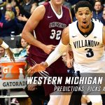 Western Michigan Broncos vs. Villanova Wildcats Predictions, Picks, Odds and NCAA Basketball Betting Preview – November 17, 2016