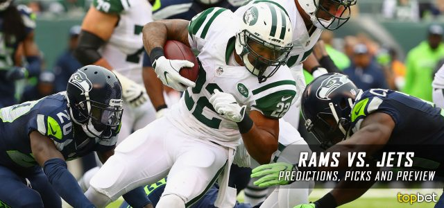 Los Angeles Rams vs. New York Jets Predictions, Odds, Picks and NFL Week 10 Betting Preview – November 13, 2016