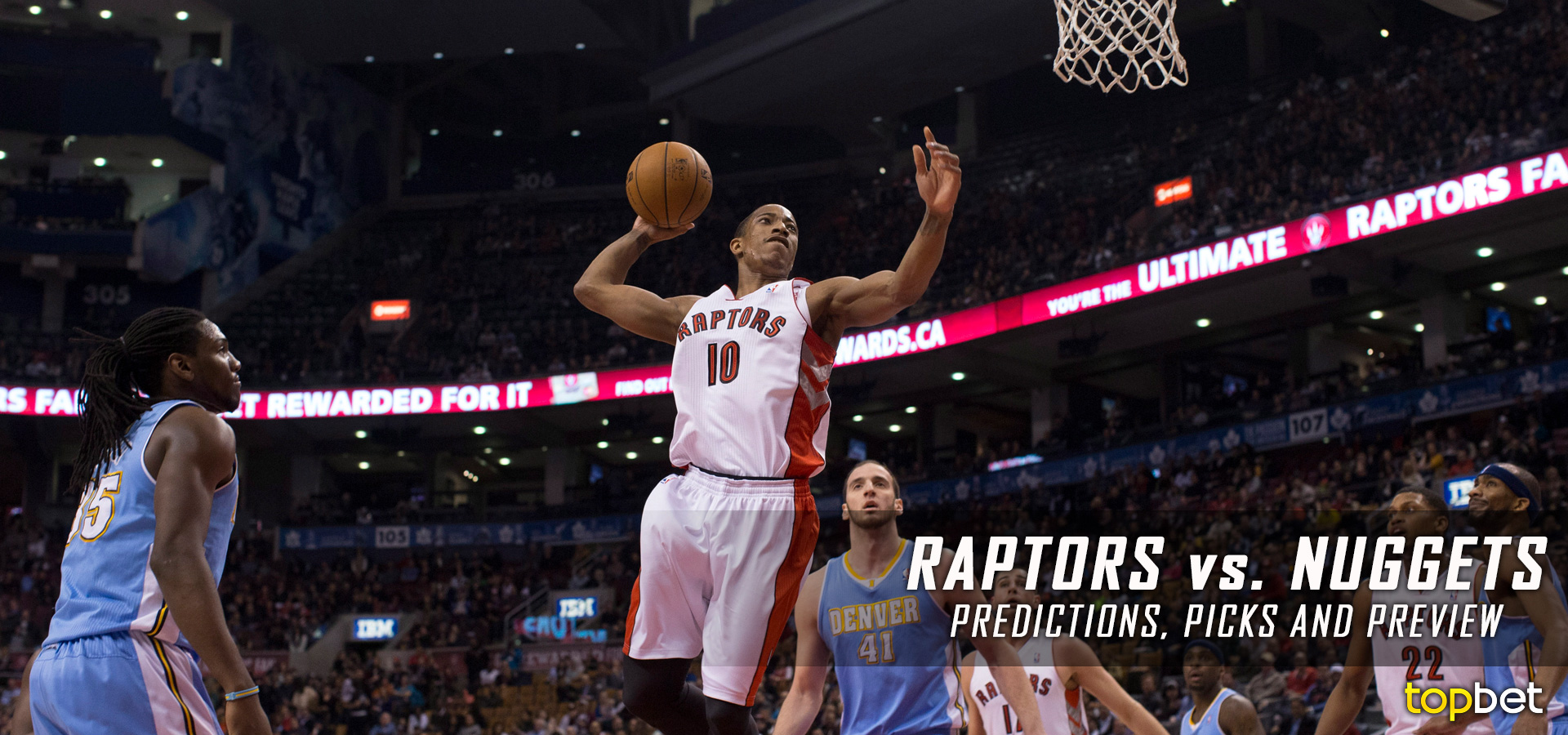 Raptors News: Raptors Vs Nuggets Predictions, Picks & Odds