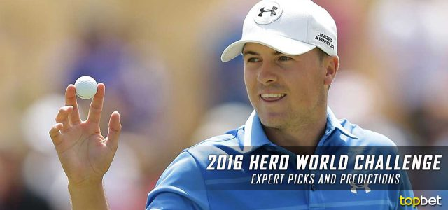 2016 Hero World Challenge Expert Picks and Predictions – PGA Golf Betting Preview