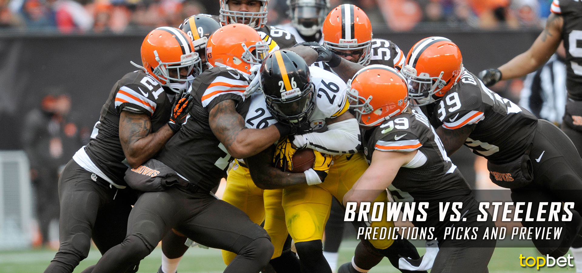 Cleveland Browns Vs Pittsburgh Steelers Predictions Picks