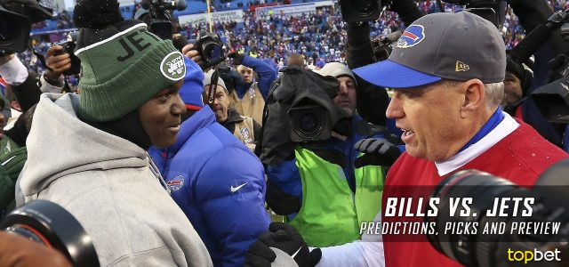 Buffalo Bills vs. New York Jets Predictions, Odds, Picks and NFL Week 17 Betting Preview – January 1, 2017