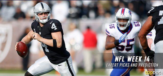 2016 NFL Week 14 Expert Picks and Predictions
