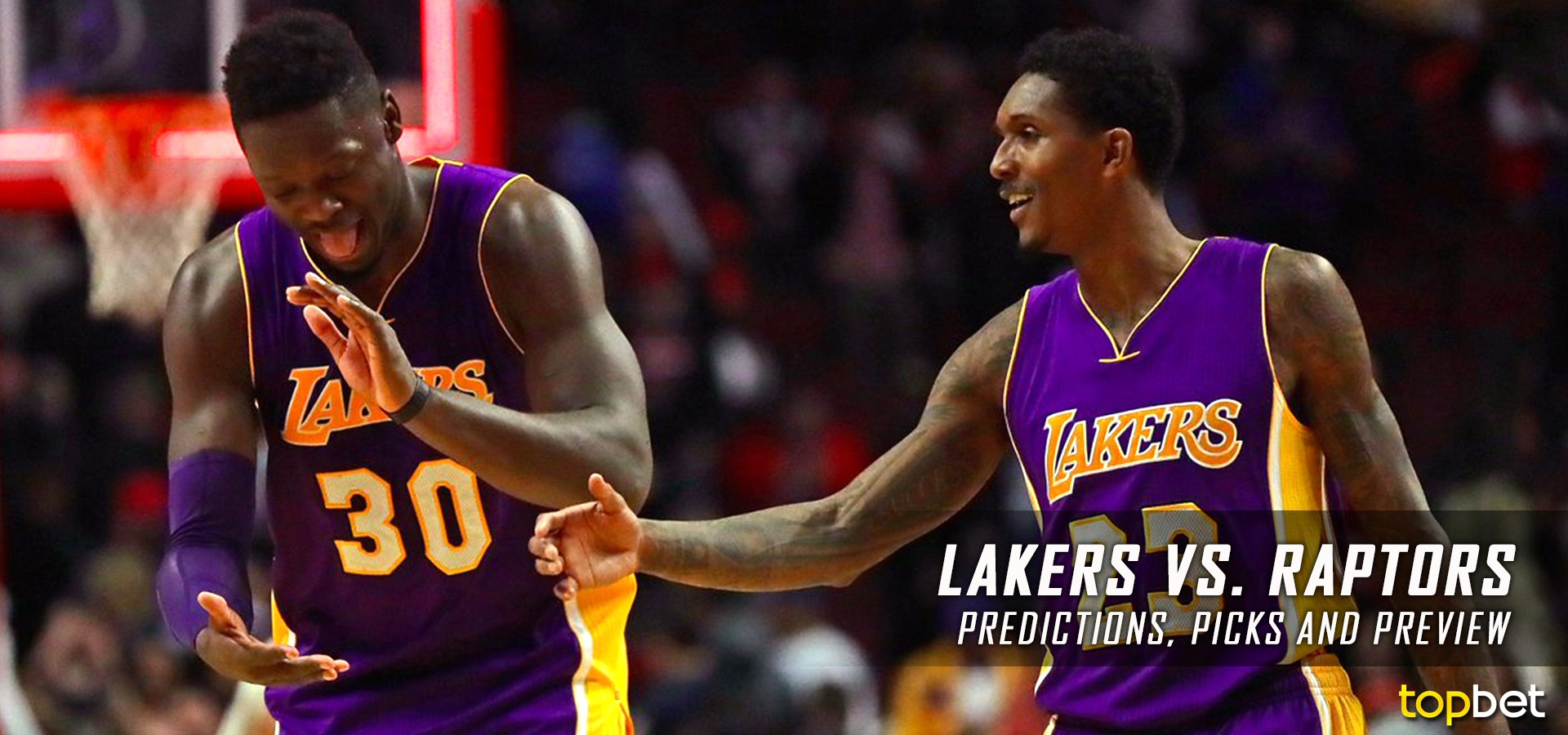 Lakers Vs Raptors Detail: Lakers Vs Raptors Predictions, Picks & Odds