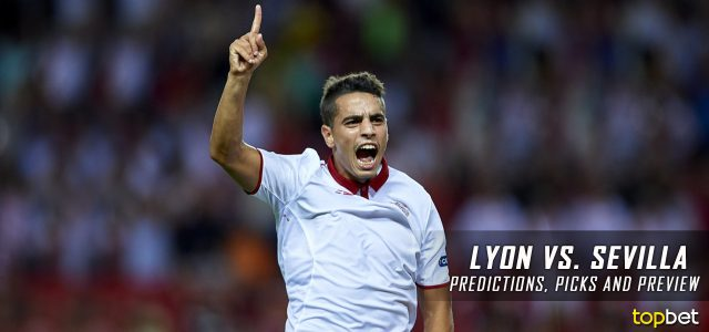 Lyon vs. Sevilla Predictions, Odds, Picks and UEFA Champions League Group H Betting Preview – December 7, 2016