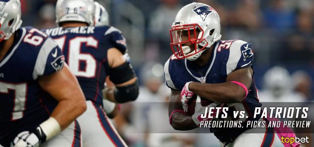 New York Jets vs. New England Patriots Predictions, Odds, Picks and NFL Week 16 Betting Preview – December 24, 2016