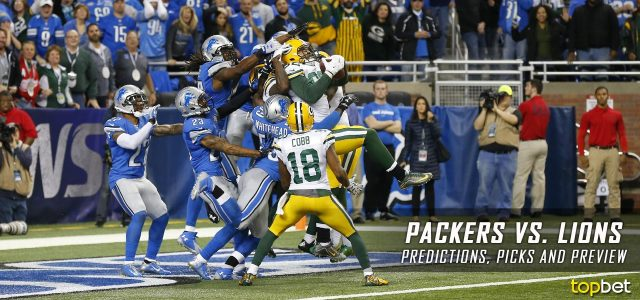nfl green bay packers nfl game previews predictions