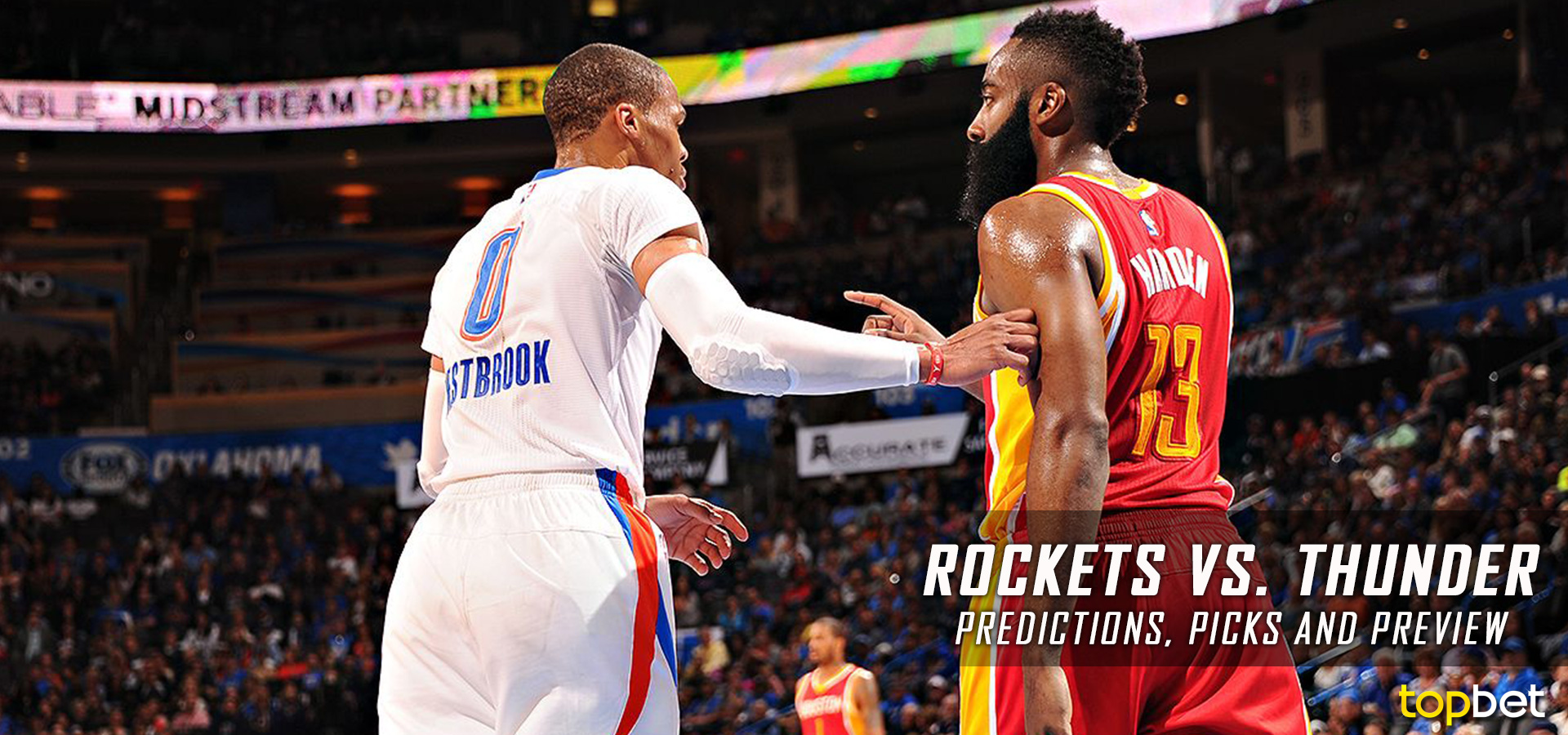 Rockets vs Thunder Predictions, Picks & Odds – December 2016 Rockets Vs Thunder