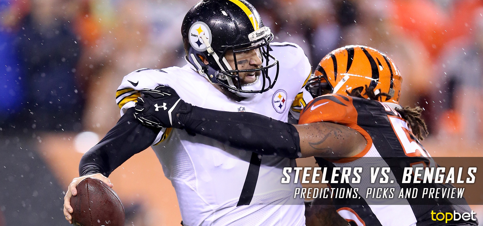 nfl playoff schedule steelers bengals betting line