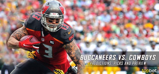 Tampa Bay Buccaneers vs. Dallas Cowboys Predictions, Odds, Picks and NFL Week 15 Betting Preview – December 18, 2016