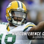 2016-17 NFL Conference Championship Sleeper Picks and Predictions