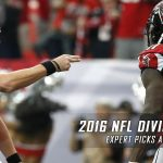 2016-17 NFL Divisional Round Expert Picks and Predictions