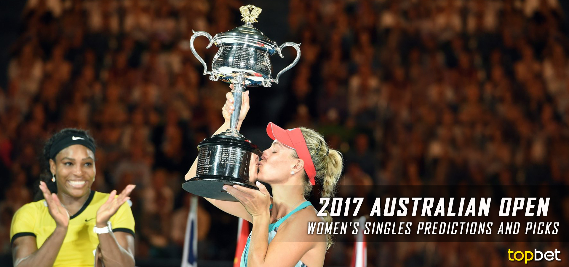 2017 Australian Open Women's Tennis Betting Predictions/Odds