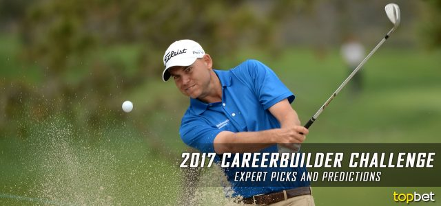 2017 CareerBuilder Challenge Expert Picks and Predictions – PGA Golf Betting Preview