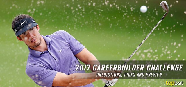 2017 CareerBuilder Challenge Predictions, Picks, Odds and PGA Betting Preview