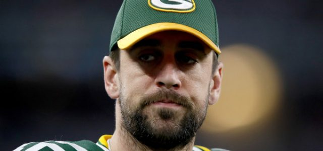 Aaron Rodgers – Flu – Green Bay Packers Odds Update