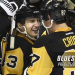 St. Louis Blues vs. Pittsburgh Penguins Predictions, Picks and NHL Preview – January 24, 2017