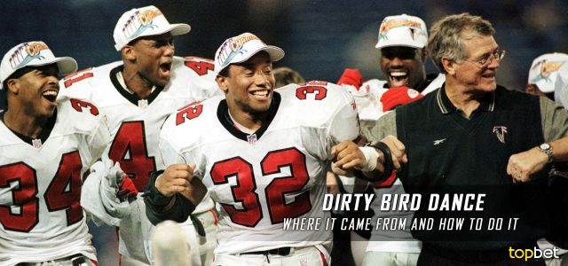 The History of the Atlanta Falcons Iconic Dirty Bird Touchdown Dance