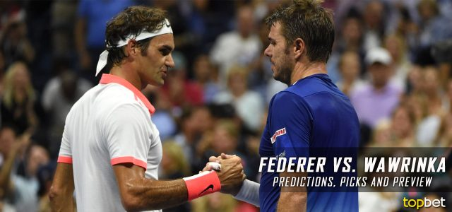 Roger Federer vs. Stan Wawrinka Predictions, Odds, Picks, and Tennis Betting Preview – 2017 Australian Open Semifinals