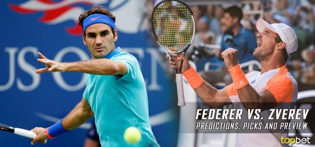 Roger Federer vs. Mischa Zverev Predictions, Odds, Picks, and Tennis Betting Preview – 2017 Australian Open Quarterfinals