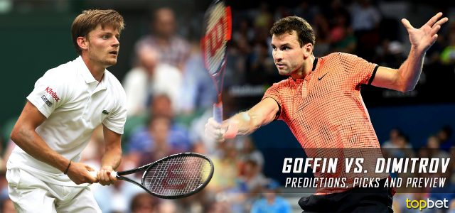 Grigor Dimitrov vs. David Goffin Predictions, Odds, Picks, and Tennis Betting Preview – 2017 Australian Open Quarterfinals