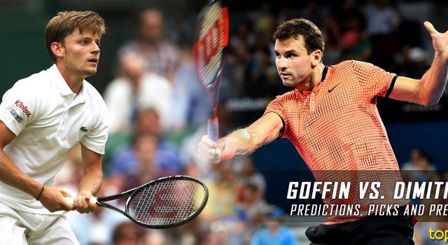 Grigor Dimitrov vs. David Goffin Predictions, Odds, Picks, and Tennis Betting Preview – 2017 Australian Open Quarterfinals