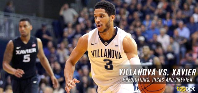 Villanova Wildcats vs. Xavier Musketeers Predictions, Picks, Odds and NCAA Basketball Betting Preview – February 11, 2017