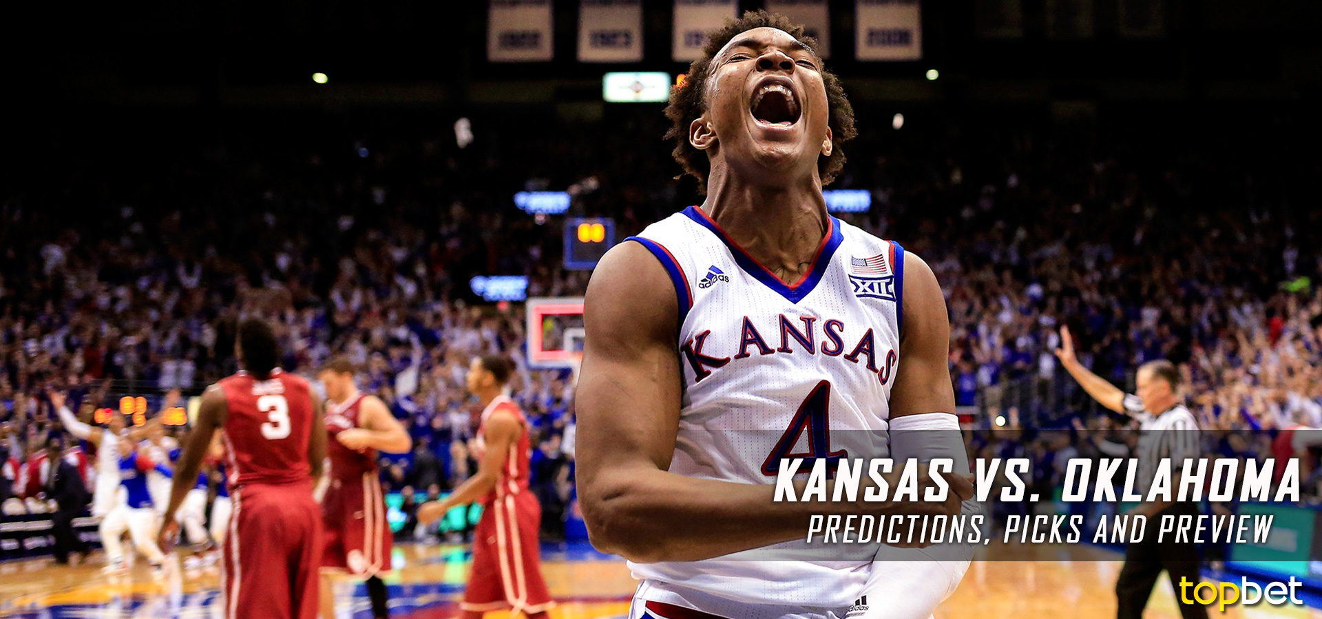 Kansas vs Oklahoma Basketball Predictions, Picks and Preview
