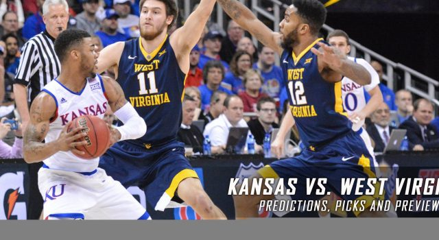 Kansas Jayhawks vs. West Virginia Mountaineers Predictions, Picks, Odds and NCAA Basketball Betting Preview – January 24, 2017